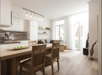 Ferienhaus Villa Vie, Urlaubsort Norderney