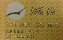 Villa Vie Ferienwohnungen auf Norderney - Club Karte