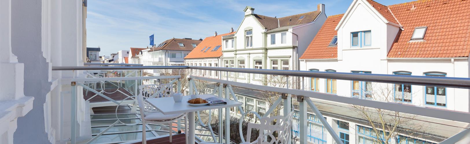 Villa Vie Ferienwohnungen auf Norderney